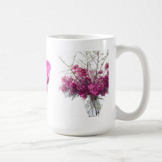 Purple Tiger Orchids Mug