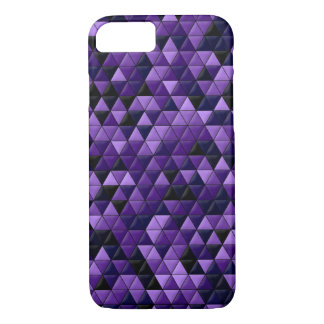 Purple Tiles iPhone 8/7 Case