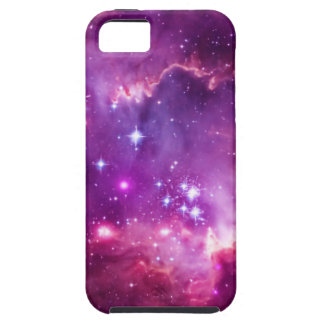 Purple Tinted Small Magellanic Cloud iPhone 5 Case