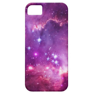 Purple Tinted Small Magellanic Cloud iPhone 5 Covers