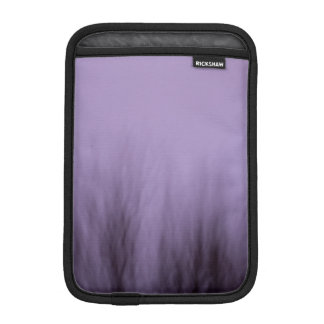 purple tree iPad mini sleeve