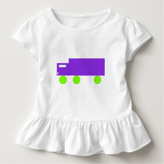 Purple Truck Toddler T-Shirt