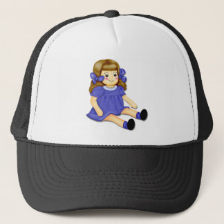 Purple Trucker Hat