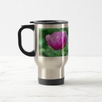 Purple Tulips Coffee Mugs