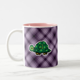 Purple Turtle Mugs