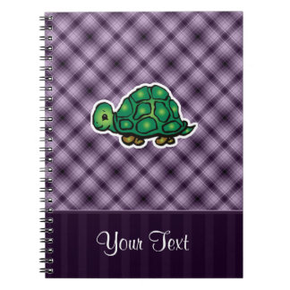 Purple Turtle Notebooks