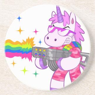 Purple Unicorn - Gun Coaster