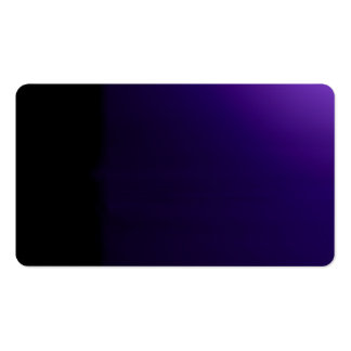 Purple Unusual Visual Identifiers Biz Card Pack Of Standard Business Cards