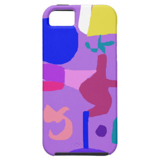 Purple Vase Case For The iPhone 5