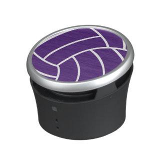 Purple Volleyball Speaker