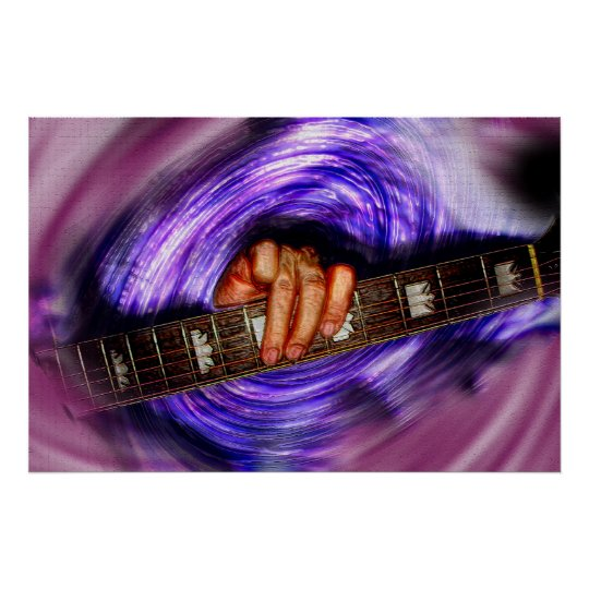Purple Vortex fine art print