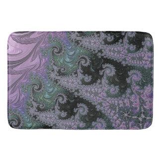 Purple Wanderer Bath Mat Bathroom Design