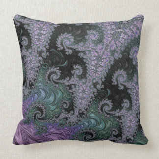 Purple Wanderer Cushion Living Room Design