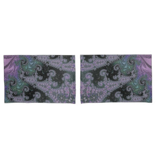 Purple Wanderer Pillow Case Set Bedroom Design