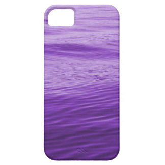 Purple Water Barely There iPhone 5 Case