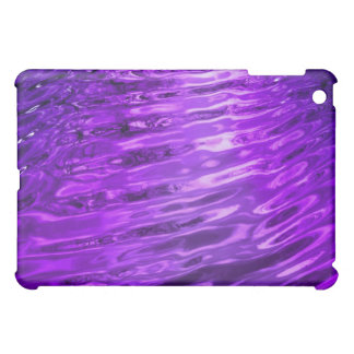 Purple Water Cover For The iPad Mini