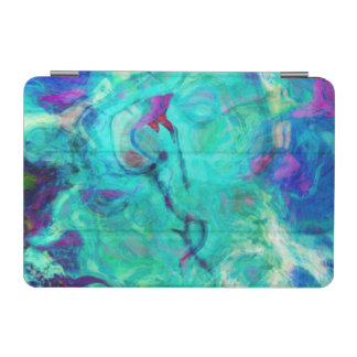 Purple Water Sprite iPad Mini Cover
