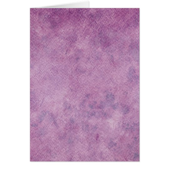 Purple Watercolor Paper Background Template Blank Card