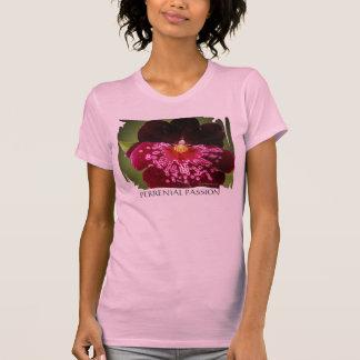 Purple Wedding Flowers T Shirts Apparel