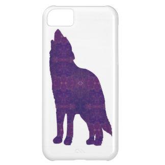 Purple Wolf IPhone Case