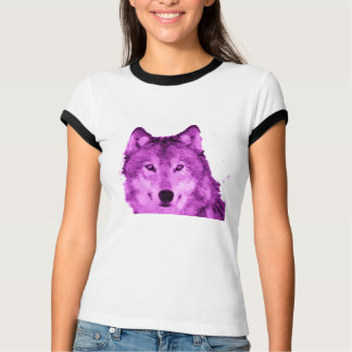 Purple Wolf T-Shirt