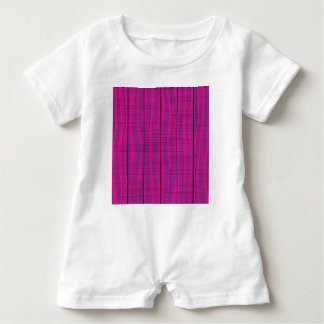 Purple Wooden Grunge Background Baby Bodysuit