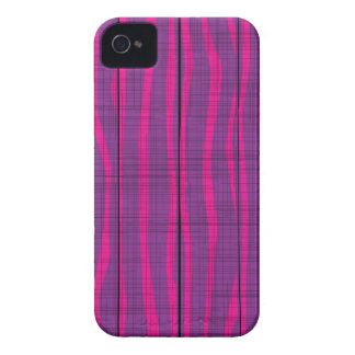 Purple Wooden Grunge Background iPhone 4 Case-Mate Cases