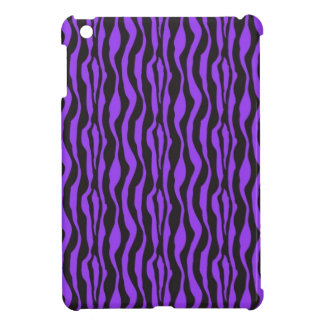 Purple Zebra Print iPad Mini Covers