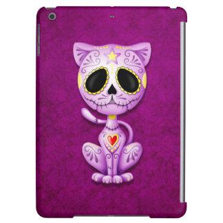 Purple Zombie Sugar Kitten Cat