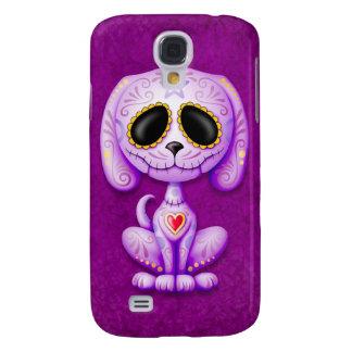 Purple Zombie Sugar Puppy Galaxy S4 Case