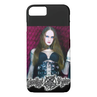 PurpleBlaZe Amethyst Wynter metal logo Phone Case