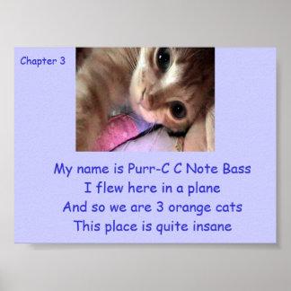 Purr-C C-Note Bass -Part 3 Poster