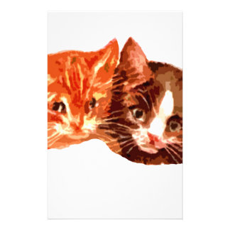 Purr Friends Customised Stationery