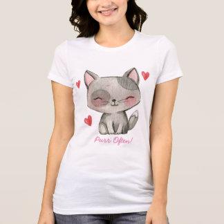 purr often! T-Shirt