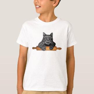 purrfect funny baker cat T-Shirt