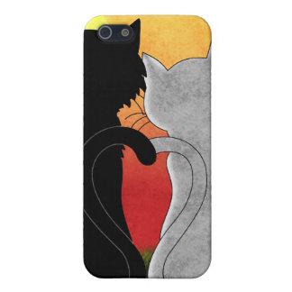 'Purrfect' iPhone Speck Case iPhone 5 Case