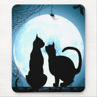 Purrfect Moment Mouse Pad