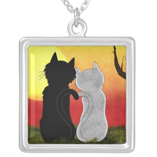 'Purrfect' Necklace