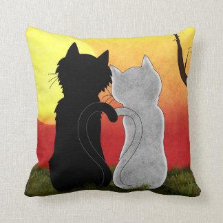 'Purrfect' Pillow Cushions