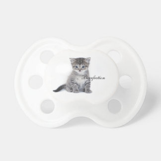 Purrfection Dummy Pacifier
