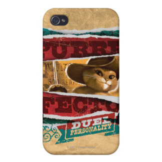 Purrfecto iPhone 4/4S Cover