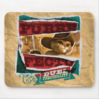 Purrfecto Mouse Mat