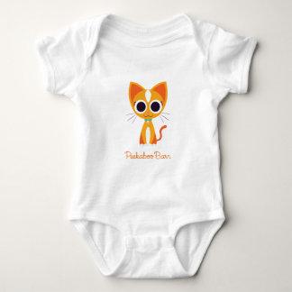 Purrl the Cat Baby Bodysuit