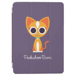 Purrl the Cat iPad Air Cover