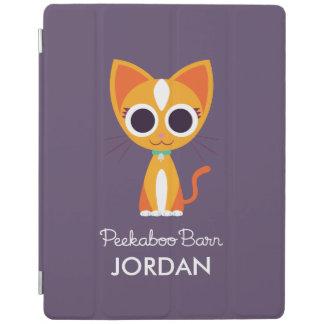 Purrl the Cat iPad Cover
