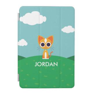 Purrl the Cat iPad Mini Cover
