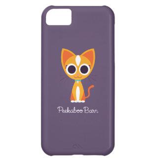 Purrl the Cat iPhone 5C Case