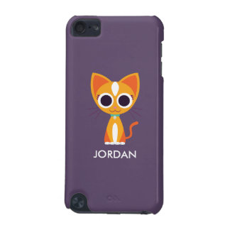 Purrl the Cat iPod Touch 5G Cases