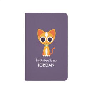 Purrl the Cat Journal