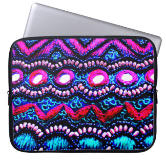 Purse Embroidery from India Laptop Sleeve